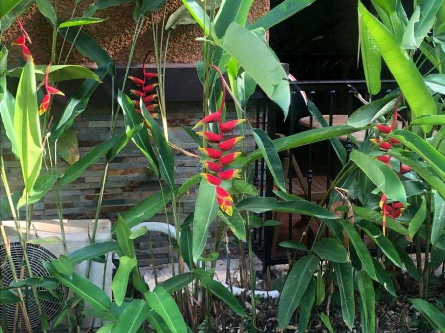 unico en su estilo garden planta baja hermoso jardin