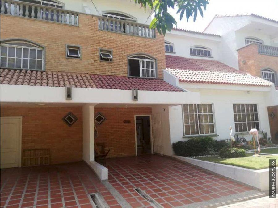 venta de casa en villa santos