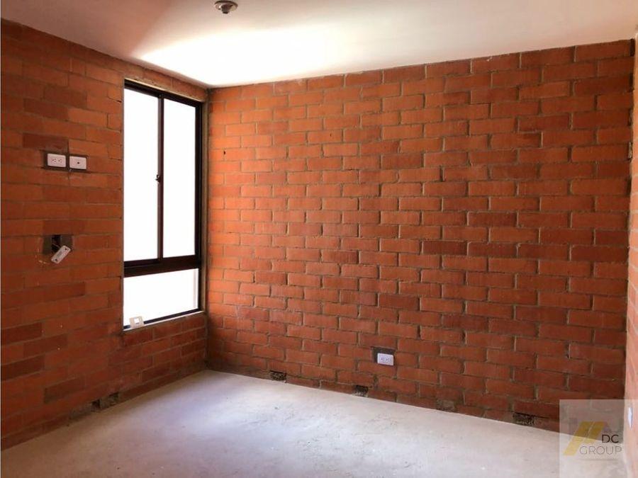 vendo apartamento en obra gris muy buen ubicado excelente vista