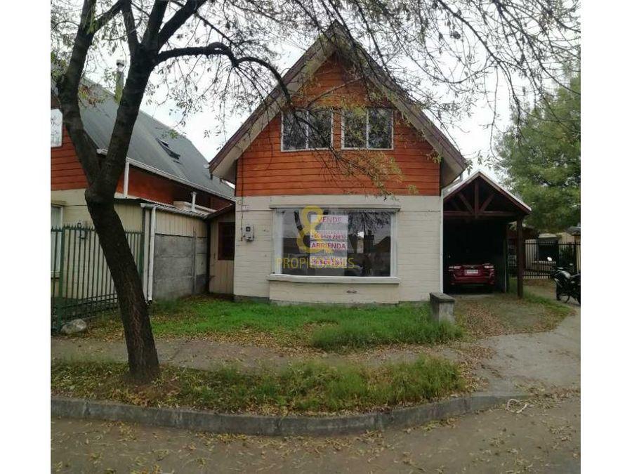vende casa sector g mistral
