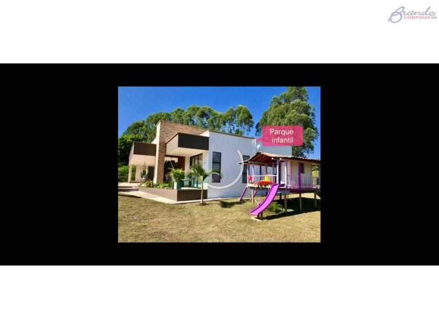 venta casa en condomino en risaralda