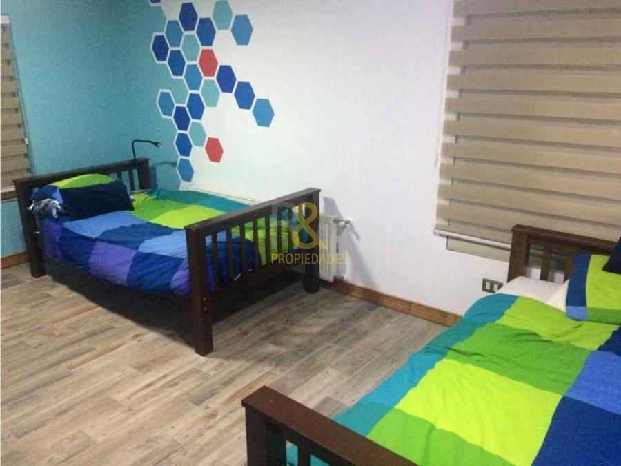 arrienda casa en condominio camino a nacimiento
