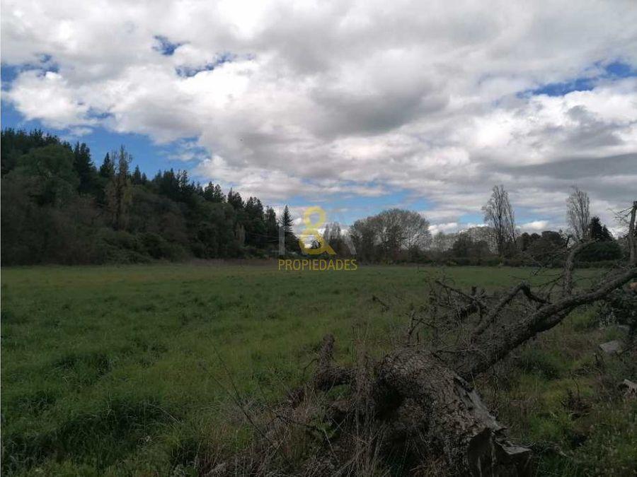vende terreno 85 hectareas mulchen 50000000 por hectarea
