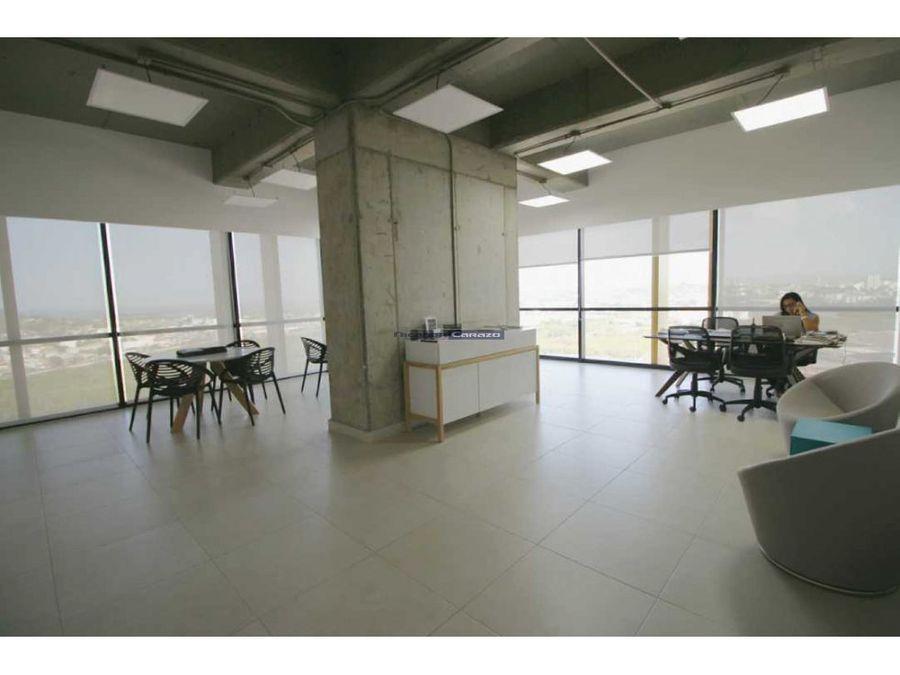 vendemos oficina en edificio portus en manga en cartagena