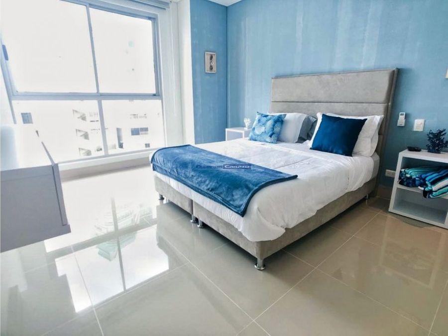 vendemos apartamento de 1 habitaciones en murano elite cartagena