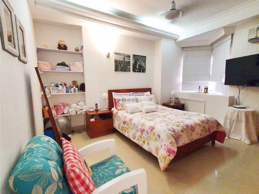 vendemos apartamento de 3 habitaciones en pie de la popa cartagena