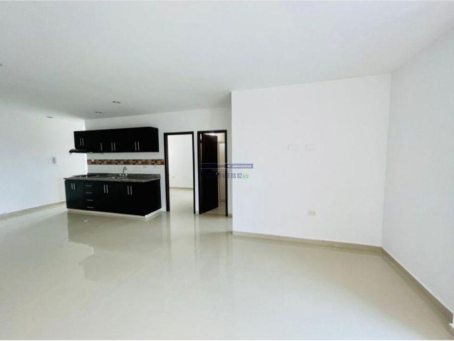 vendemos apartamento de 3 habitaciones en el alto bosque cartagena