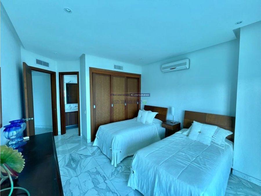 vendemos apartamento en el edificio versalles castillogrande cartagena