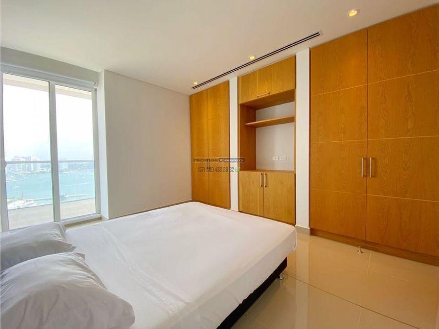 vendemos apartamento 3 habitaciones en h2 condominio cartagena