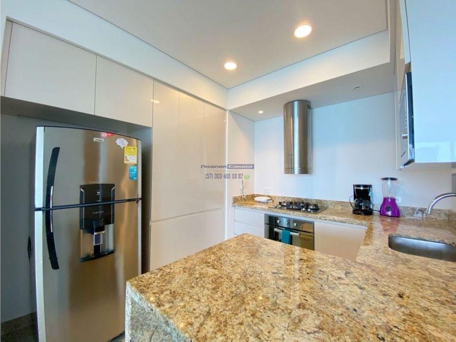 venta apartamento 3 alcobas en h2 condominio en bocagrande cartagena