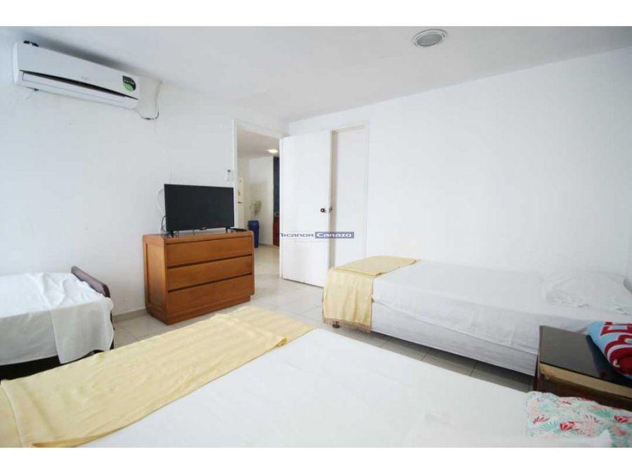 venta apartamento 1 alcoba en laguito cartagena