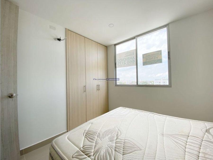 vendemos apartamento para estrenar en escallon villa cartagena