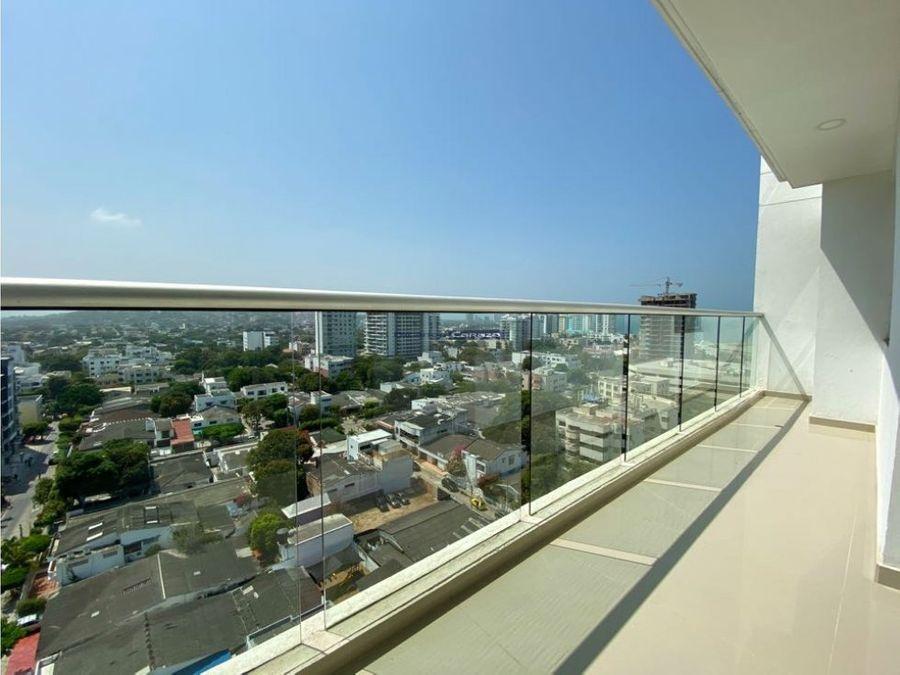 vendemos apartamento praia tower en cartagena