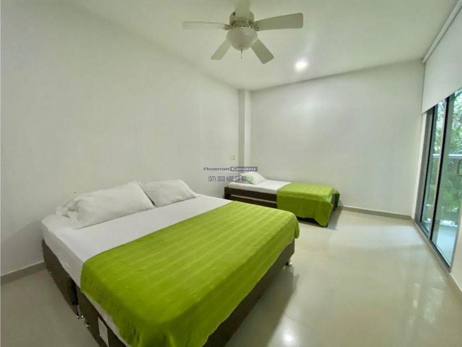 vendemos apartamento 1 habitacion en morros vitri en cartagena