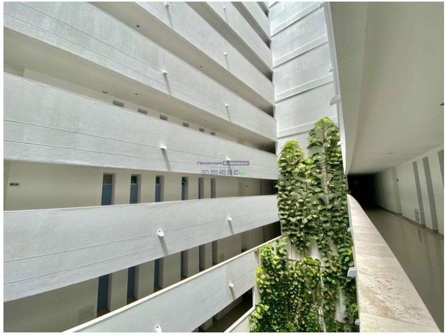 venta apartamento amoblado 2 habitaciones en morros ultra cartagena