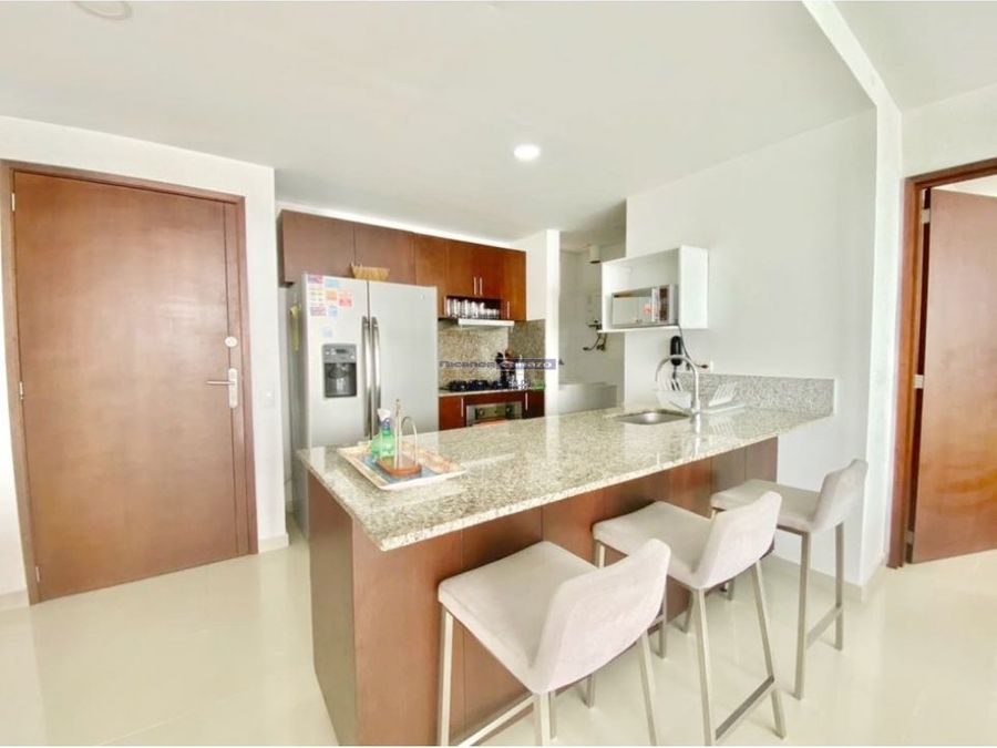 vendemos apartamento 2 habitaciones en morros vitri en cartagena