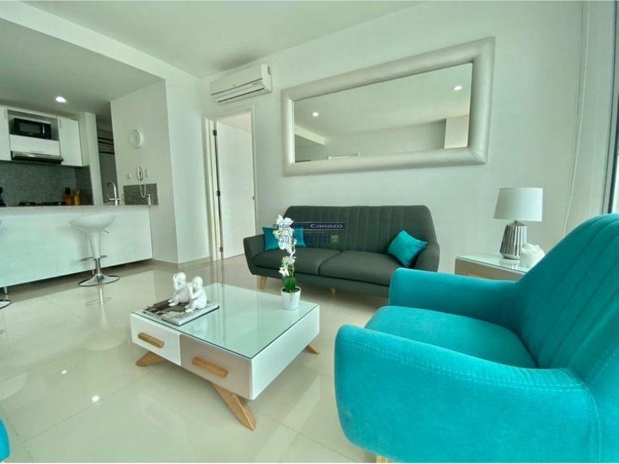 vendemos apartamento 2 habitaciones en morros ultra cartagena