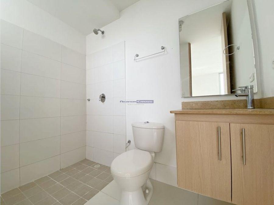 vendemos apartamento 3 habitaciones en la concepcion cartagena