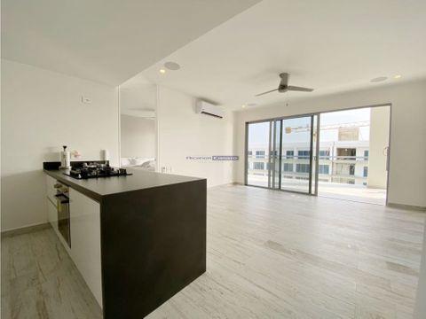 venta apartamento de 2 alcobas con vista al mar morros eco cartagena
