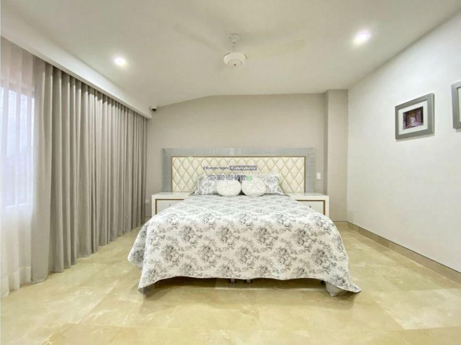 vendemos casa de 3 niveles en conjunto cerrado en ternera cartagena