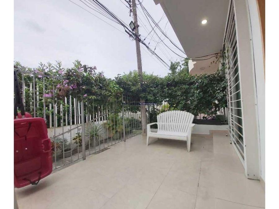 vendemos casa en urbanizacion bahia en los corales cartagena