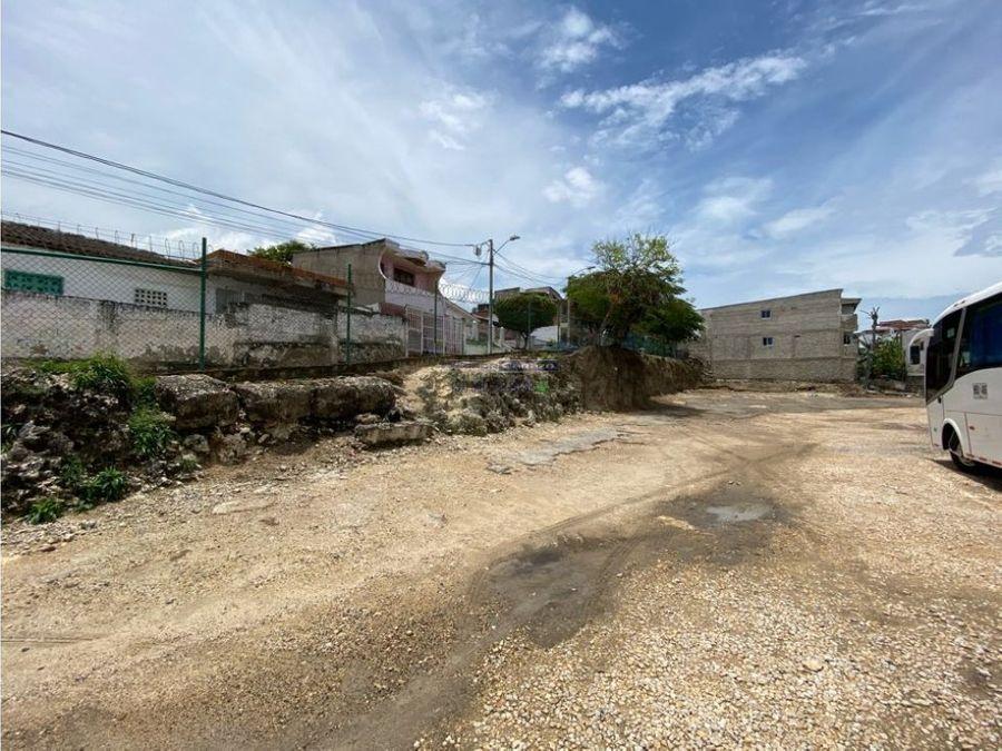 vendemos lote de terreno urbano en canapote en cartagena de indias