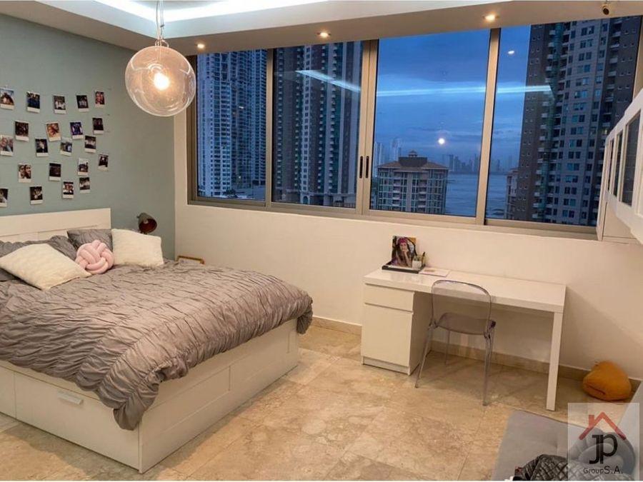 alquilo o vendo 950000 apartamento amoblado en punta pacifica