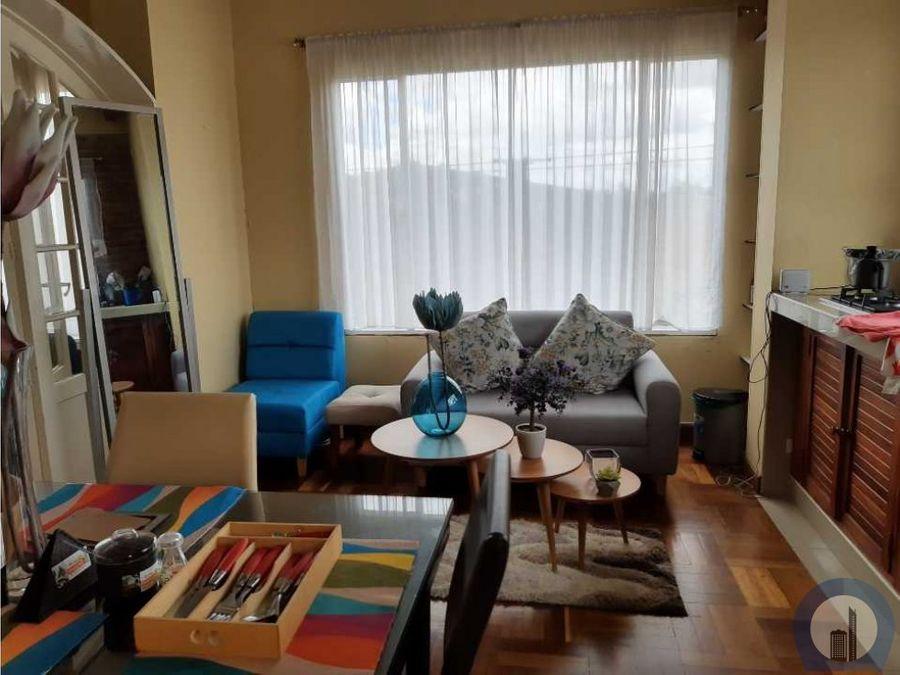 vendo o permuto apartamento con renta