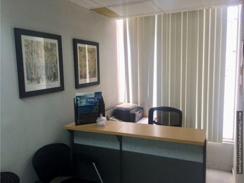 vendo oficina obarrio edf plaza ejecutiva