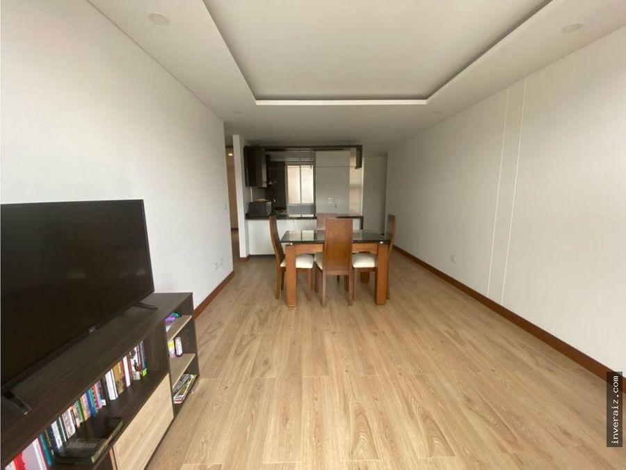 vendo apartamento moderno en nueva autopista