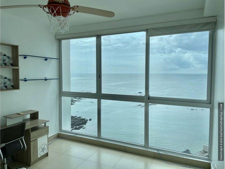vendo apartamento ocean aire vista al mar