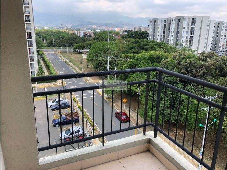 apartamento en venta en condominio en bochalema cali mj