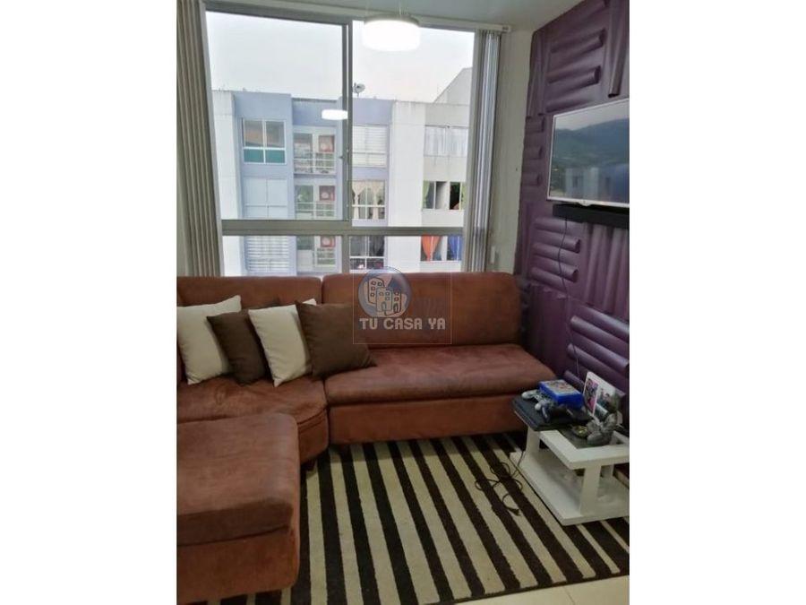 vendo apartamento con vista exterior