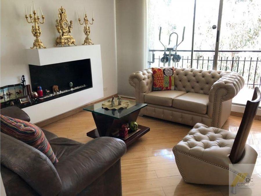vendo apartamento con linda vista
