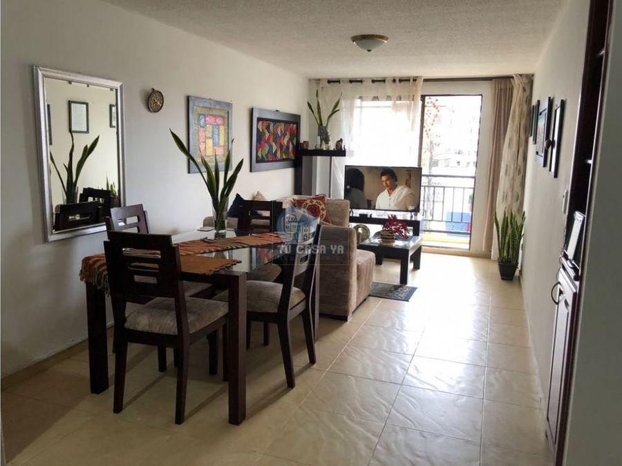 vendo apartamento con parqueadero en sotano