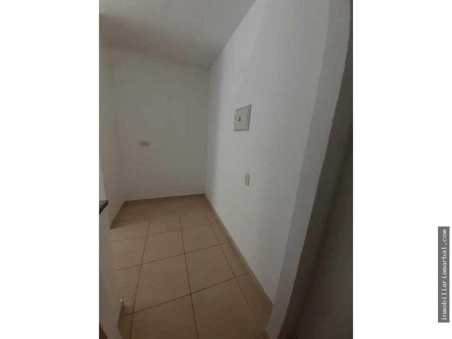 vendo apartamento conjunto cerrado entresierras