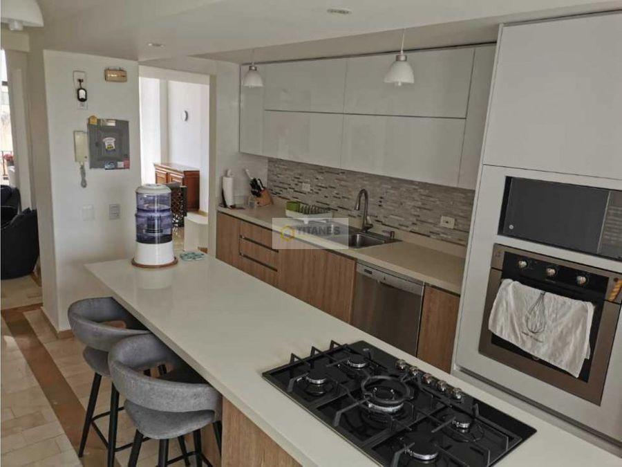 vendo apartamento duplex ingenio sur