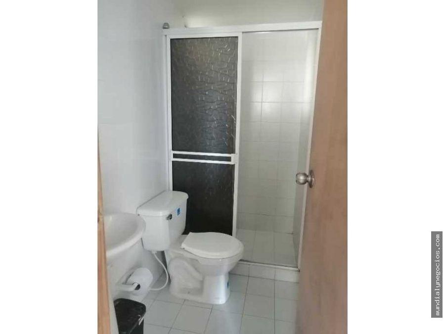 vendo apartamento de oportunidad en conjunto cerrado via minca 010