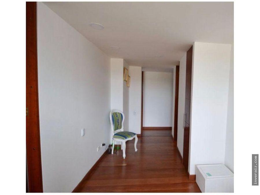 vendo apartamento de 167 metros en san patricio ar