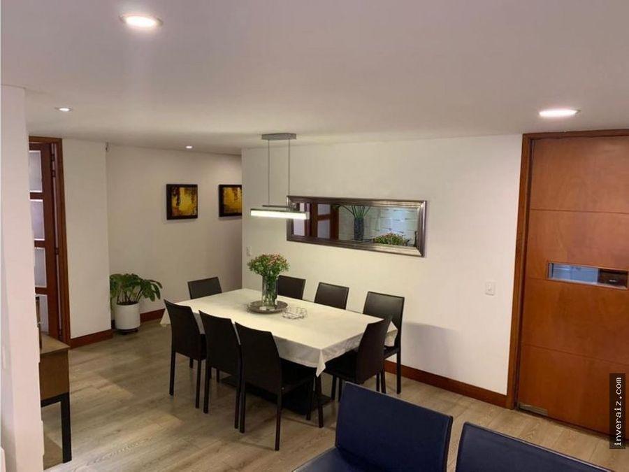 vendo apartamento de 114metros con 25 de terraza en santa paula ar