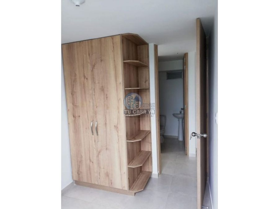 vendo apartamento con excelentes acabados