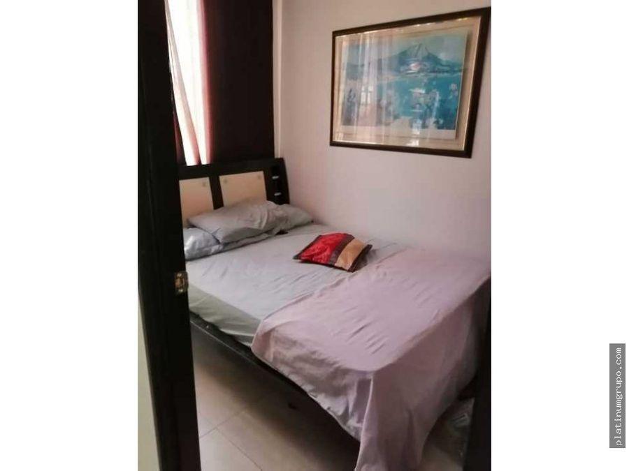 apartamento en venta en condominio en sector melendez cali lg