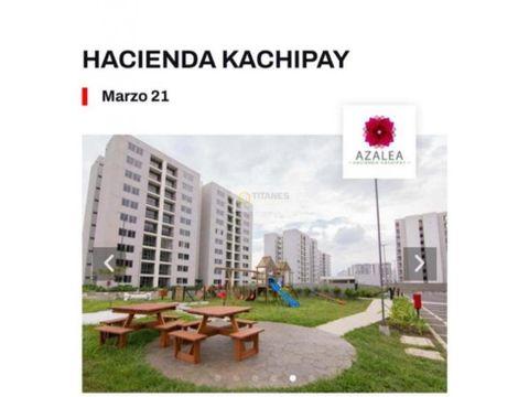 vendo apartamento en obra gris hacienda kachipay cq