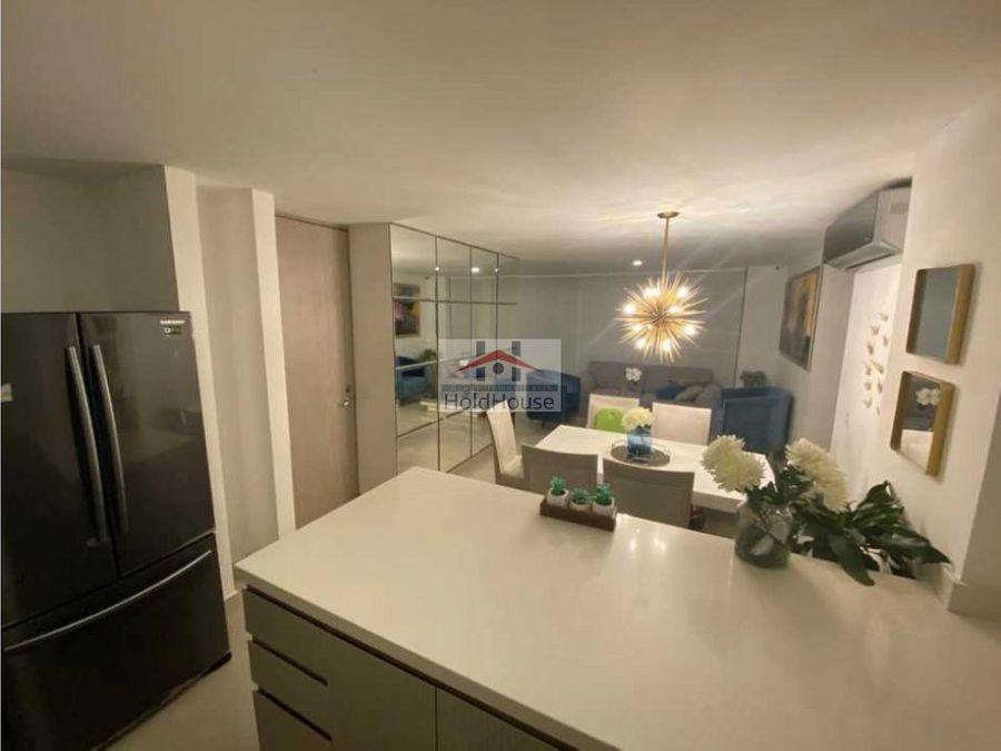 vendo apartamento en altos del limon