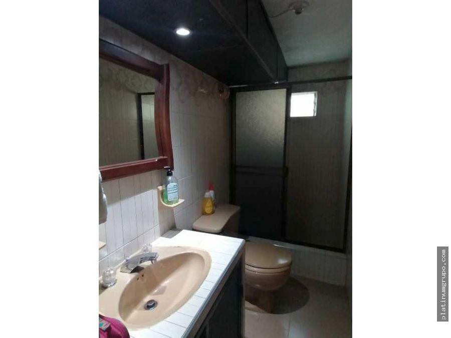 apartamento en venta en condominio en canaverales los samanes l g