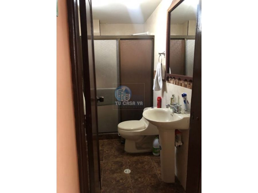 vendo apartamento en conjunto con muy buena ubicacion