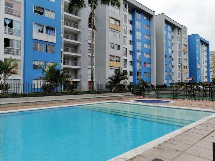 vendo apartamento en conjunto residencial