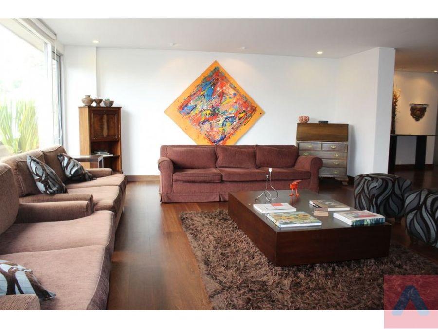 vendo apartamento en el refugio 300 m2 balcon vista ciudad