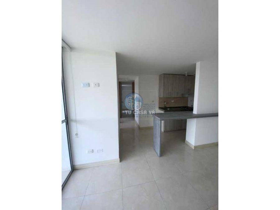 vendo apartamento en gama con parqueadero en sotano
