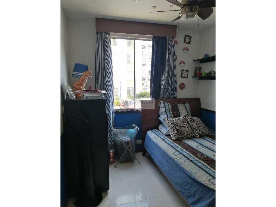 apartamento en venta en la hacienda 2 piso l g